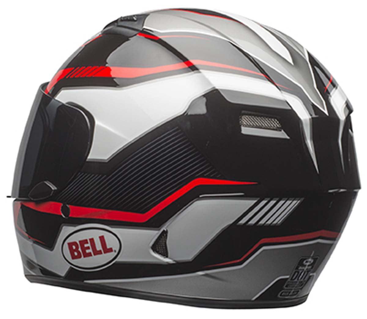 Bell-Qualifier-Helmet-Full-Face-Motorcycle-Clear-Shield-DOT-XS-3XL miniature 19