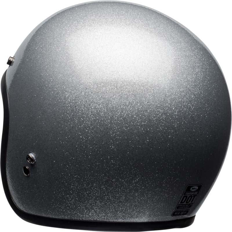 Bell-Custom-500-Helmet-3-4-Open-Face-Vintage-Retro-Motorcycle-5-Snap-XS-2XL miniature 25