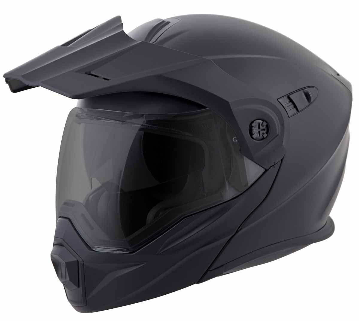 Scorpion-EXO-AT950-Helmet-Flip-Up-Modular-Dual-Sport-Adventure-ADV-DOT-XS-3XL miniature 6