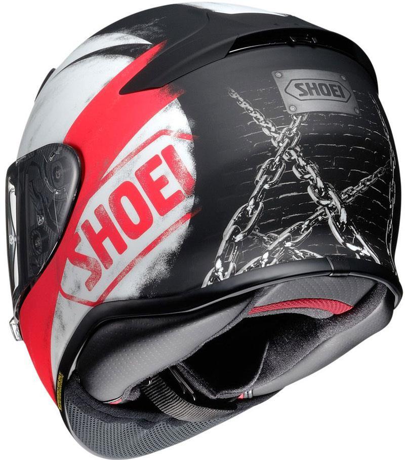 miniature 5 - Shoei RF-1200 Brawn Helmet TC-1 Full Face Lightweight Pinlock Ready SNELL XS-2XL