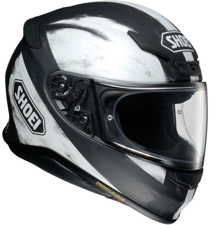 miniature 3 - Shoei RF-1200 Brawn Helmet TC-1 Full Face Lightweight Pinlock Ready SNELL XS-2XL