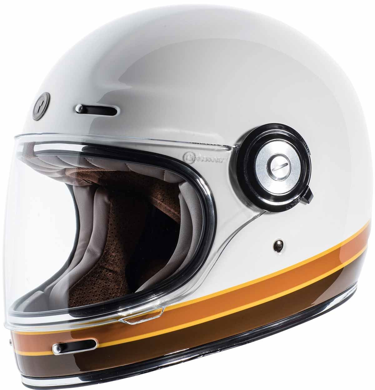 miniature 23 - Torc T1 Helmet Retro Vintage Style Fiberglass DOT Approved XS-2XL