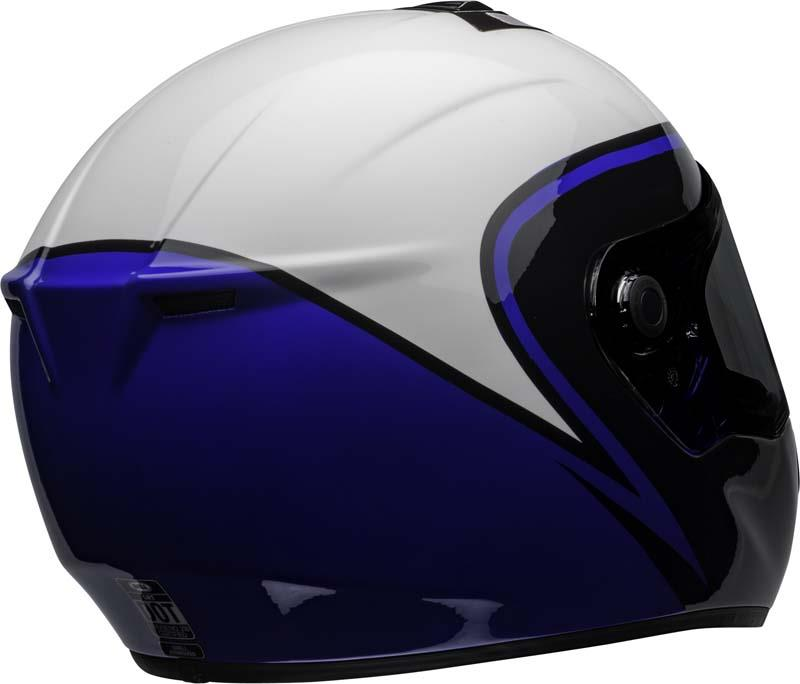 Bell-SRT-Helmet-Full-Face-Eyewear-Friendly-Fiberglass-DOT-SNELL-M2015-XS-2XL miniature 33