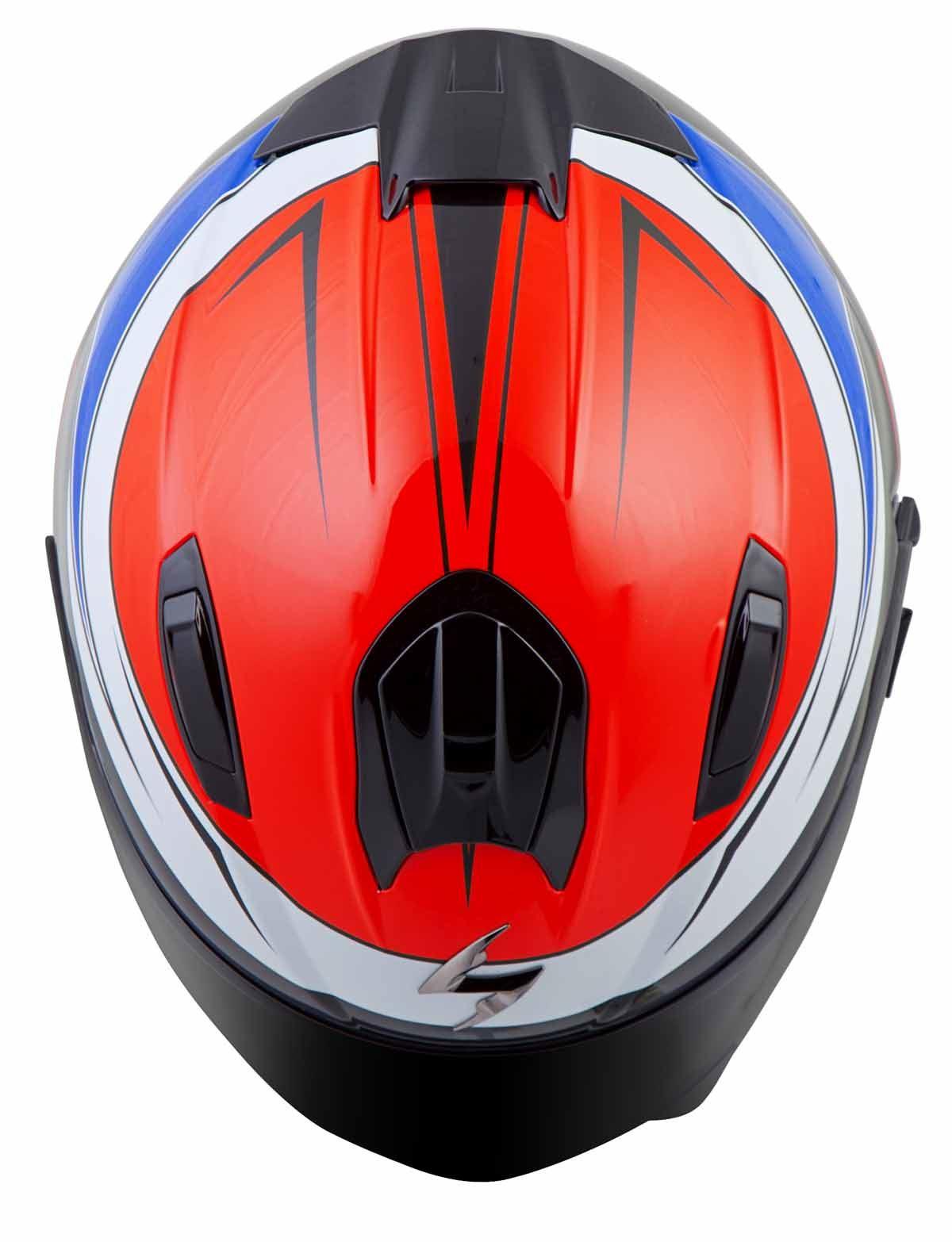 Scorpion-EXO-T510-Helmet-Full-Face-DOT-Approved-Inner-Sun-Shield miniature 36