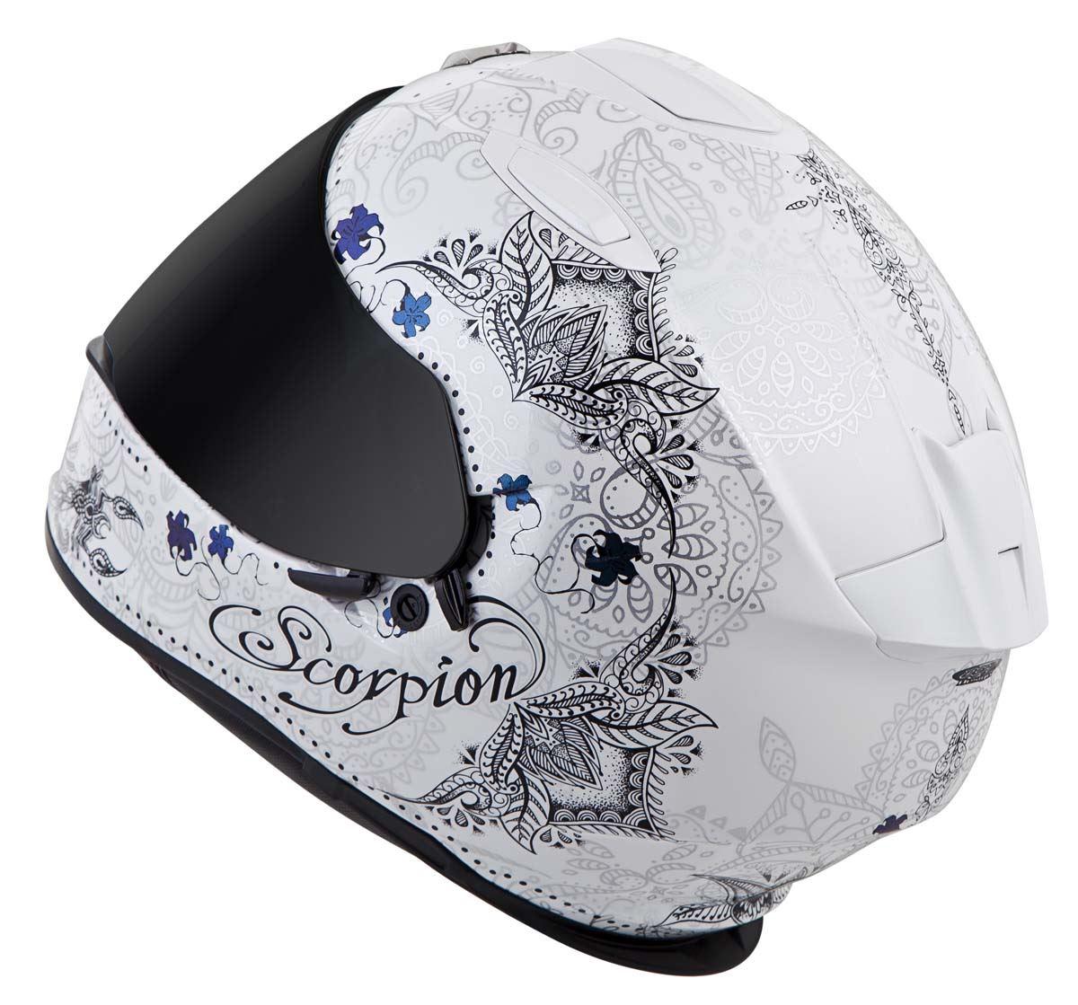 Scorpion-EXO-T510-Helmet-Full-Face-DOT-Approved-Inner-Sun-Shield miniature 73