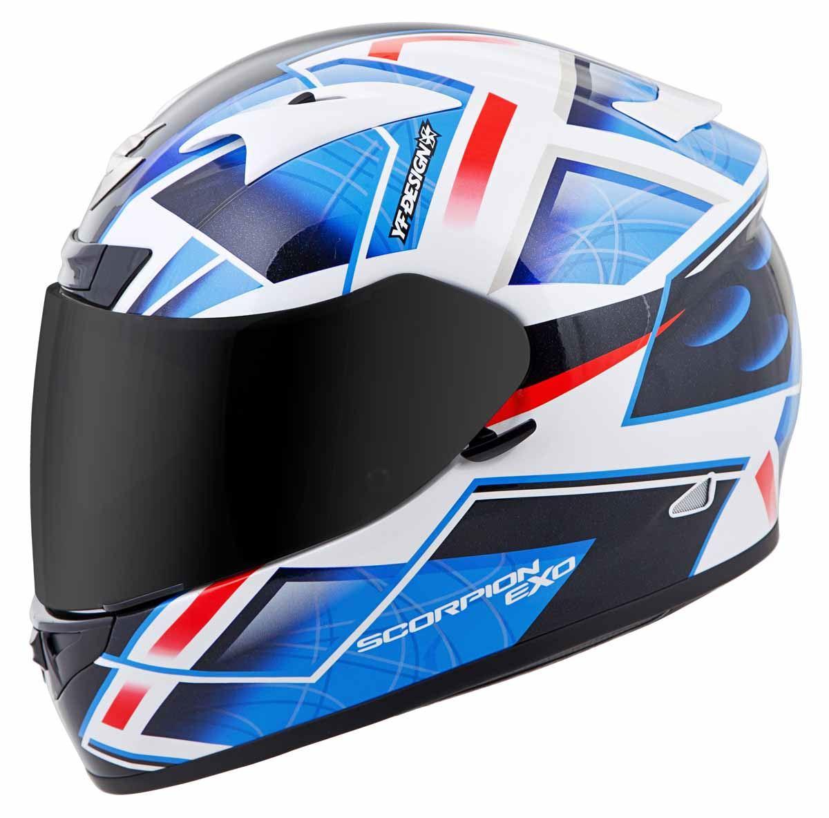 Scorpion-EXO-R710-Helmet-Fiberglass-Full-Face-DOT-SNELL-M2015-Certified-XS-2XL miniature 18