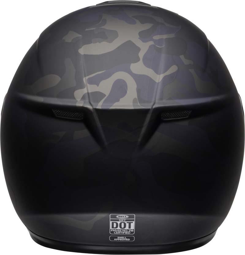 Bell-SRT-Helmet-Full-Face-Eyewear-Friendly-Fiberglass-DOT-SNELL-M2015-XS-2XL miniature 58