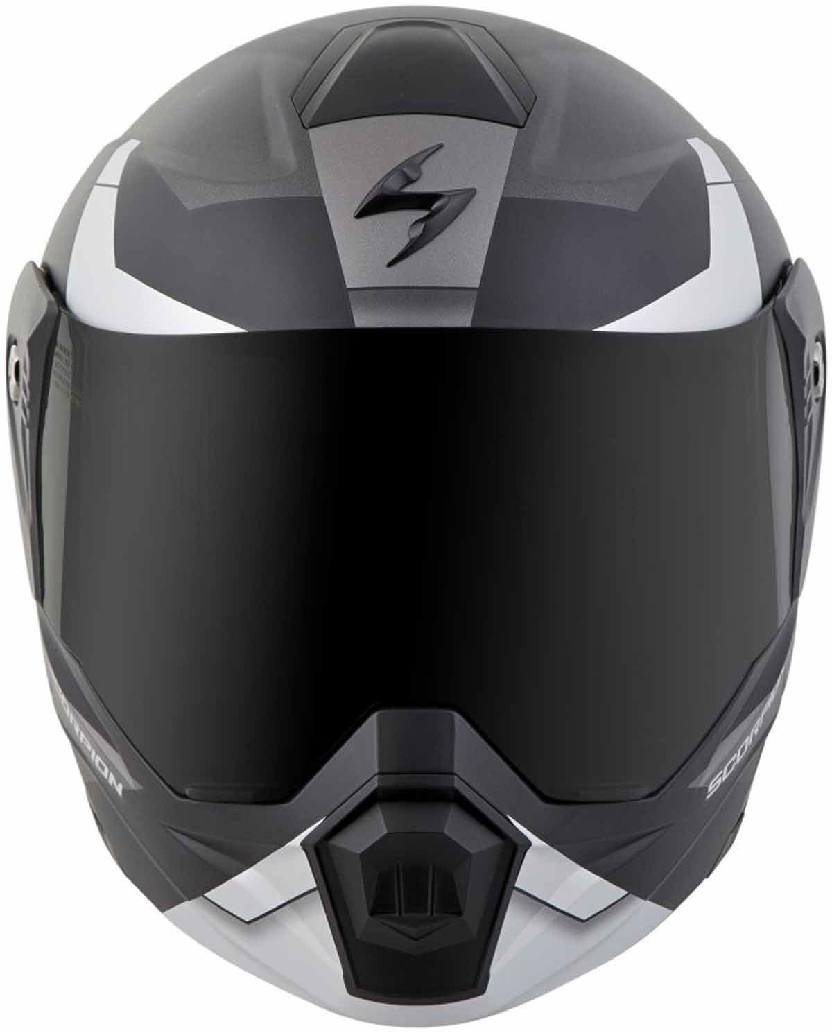 Scorpion-EXO-AT950-Helmet-Flip-Up-Modular-Dual-Sport-Adventure-ADV-DOT-XS-3XL miniature 31
