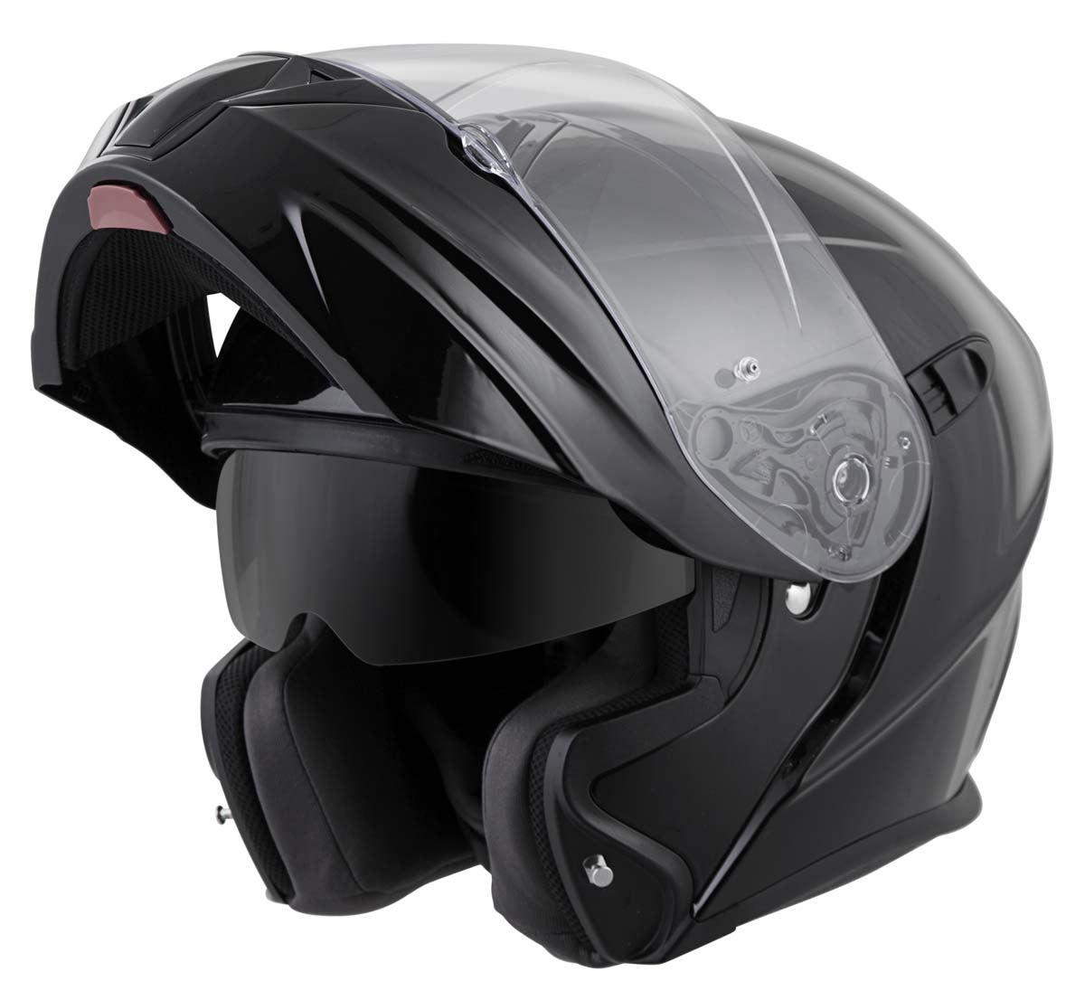 Scorpion-EXO-GT920-Helmet-Sport-Touring-Modular-Flip-Up-DOT-Approved-XS-3XL miniature 9