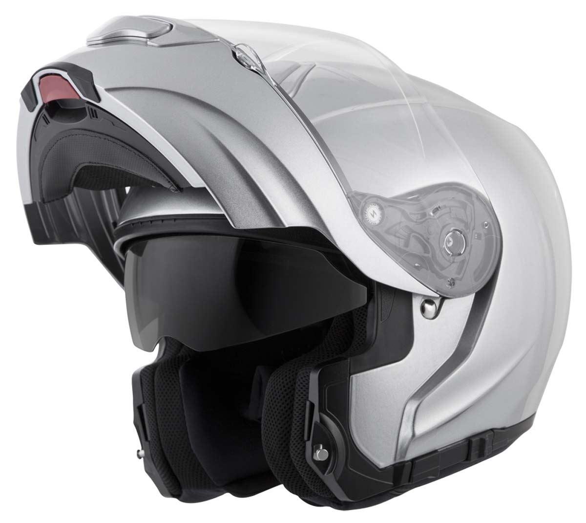 Scorpion-EXO-GT3000-Helmet-Modular-Flip-Up-Premium-DOT-Approved-XS-2XL miniature 12