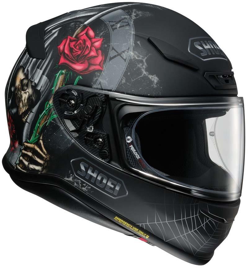 miniature 3 - Shoei RF-1200 Dystopia Helmet TC-5 Full Face Pinlock Ready DOT SNELL XS-2XL