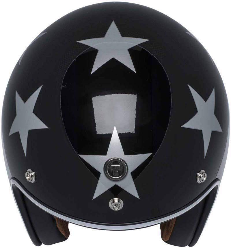 miniature 24 - Torc T50 Helmet 3/4 Open Face Motorcycle 3 Snap DOT XS-2XL 2020-21 Line