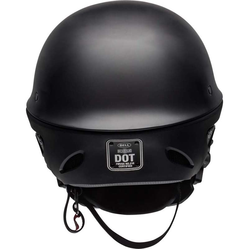 Bell-Rogue-Helmet-Muzzle-Open-Face-Speaker-Pockets-Motorcycle-DOT-2020-XS-2XL miniature 9