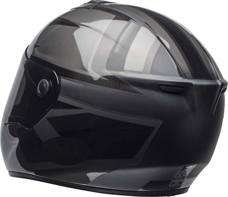 Bell-SRT-Helmet-Full-Face-Eyewear-Friendly-Fiberglass-DOT-SNELL-M2015-XS-2XL miniature 81