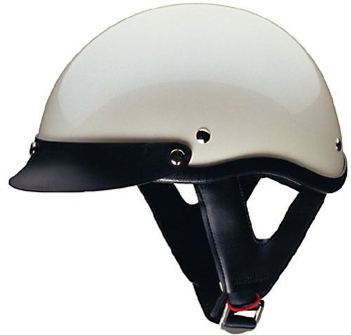 miniature 8 - HCI 100 Half Helmet Motorcycle Shorty with Visor DOT Approved XS S M L XL 2XL
