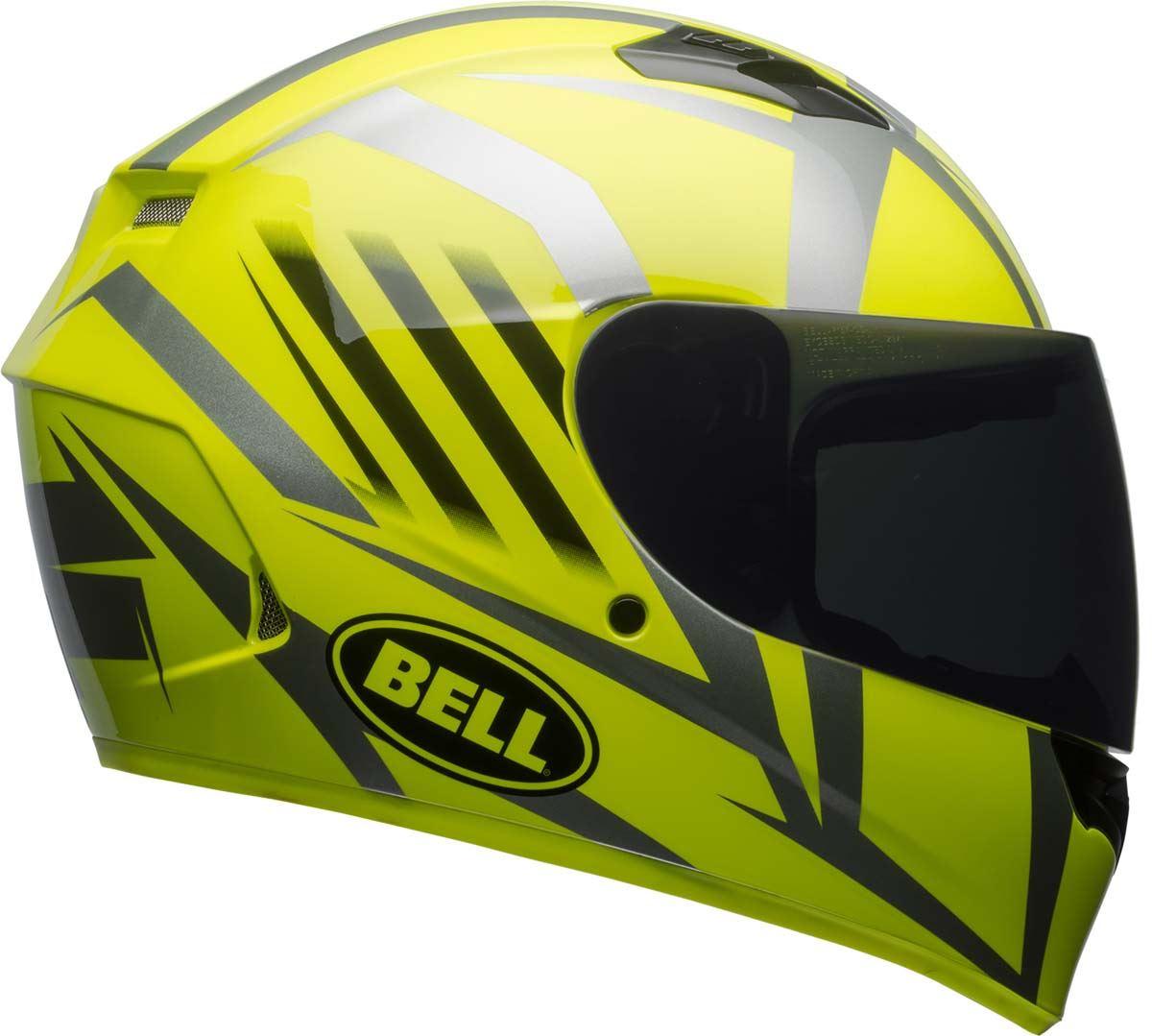 Bell-Qualifier-Helmet-Full-Face-Motorcycle-Clear-Shield-DOT-XS-3XL miniature 40