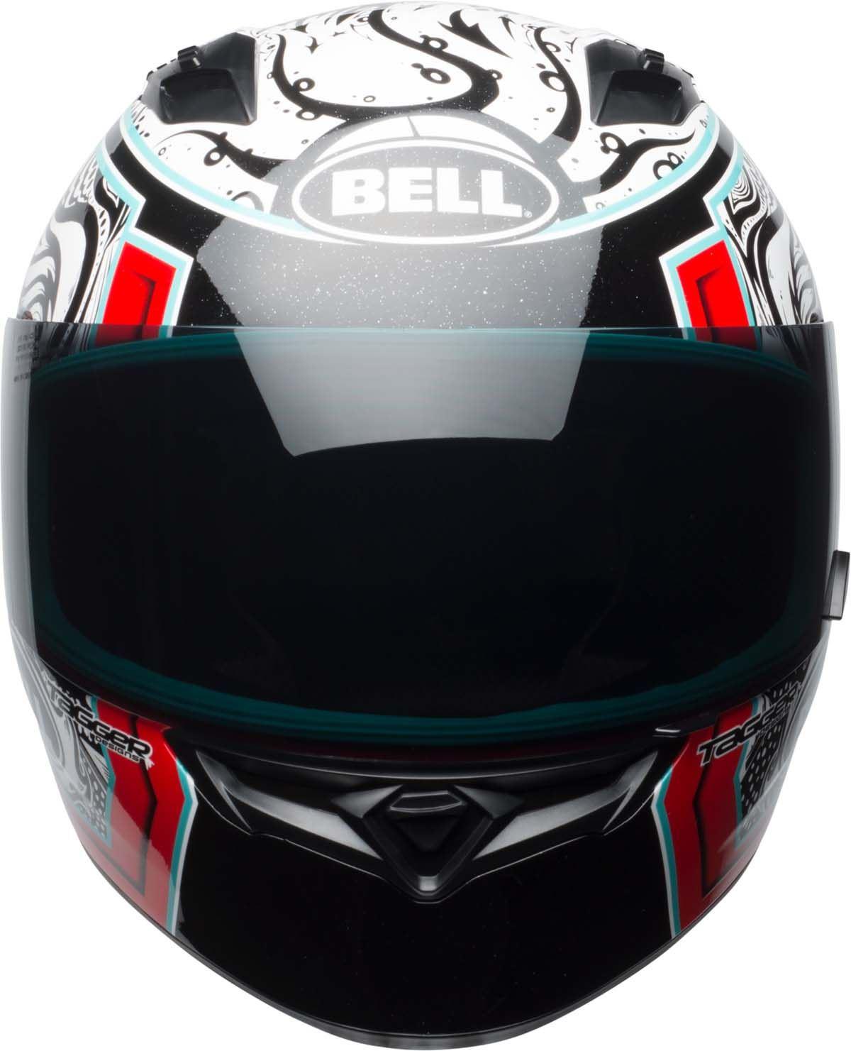 Bell-Qualifier-Helmet-Full-Face-Motorcycle-Clear-Shield-DOT-XS-3XL miniature 47