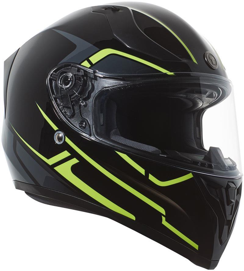 miniature 47 - Torc T15 T15B Helmet Bluetooth Blinc or without - Inner Sun Shield DOT XS-2XL