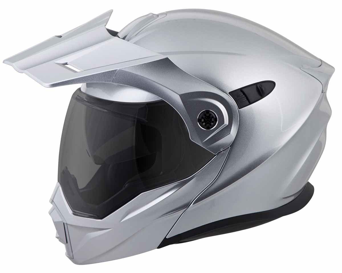 Scorpion-EXO-AT950-Helmet-Flip-Up-Modular-Dual-Sport-Adventure-ADV-DOT-XS-3XL miniature 17