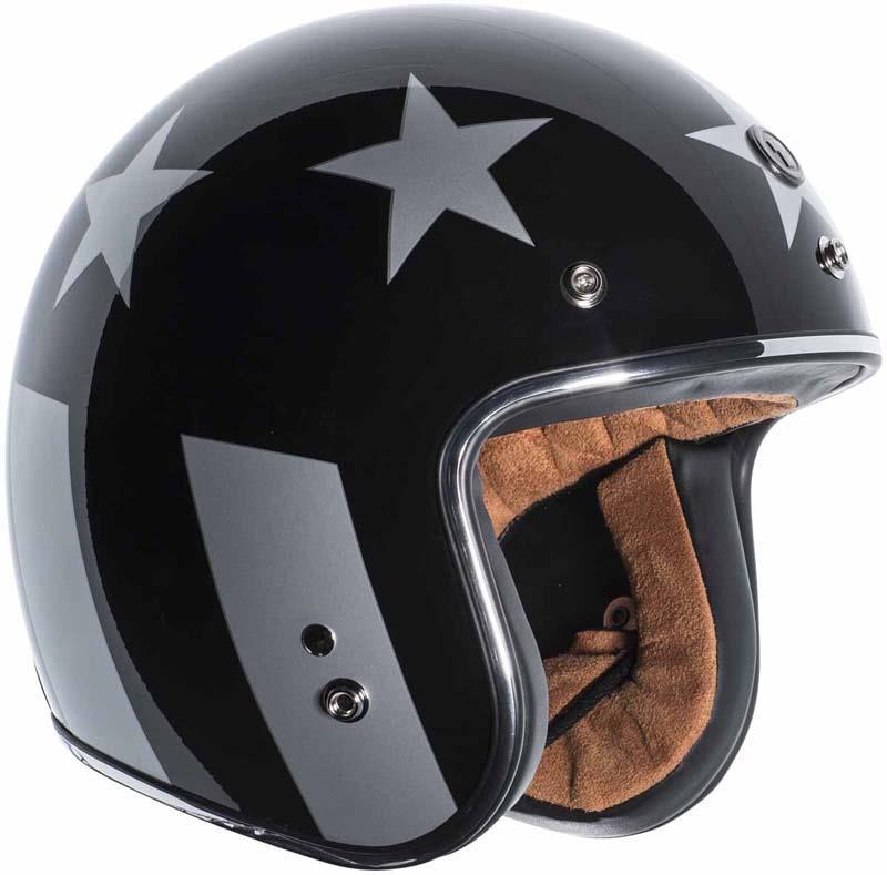 miniature 22 - Torc T50 Helmet 3/4 Open Face Motorcycle 3 Snap DOT XS-2XL 2020-21 Line