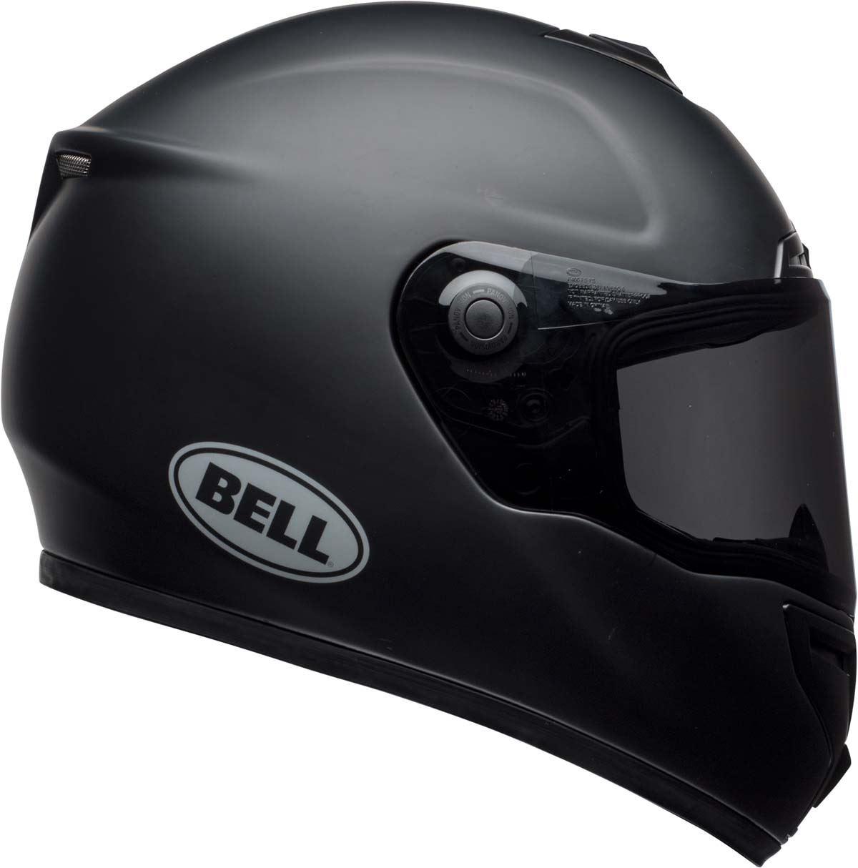 Bell-SRT-Helmet-Full-Face-Eyewear-Friendly-Fiberglass-DOT-SNELL-M2015-XS-2XL miniature 6