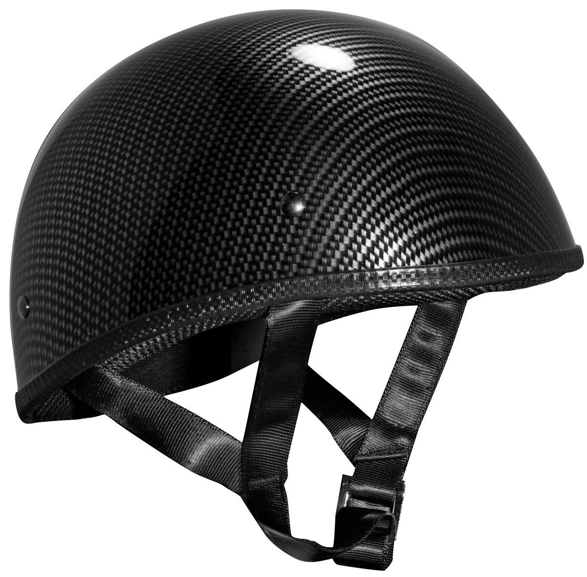 Vega XTS Rubber Flat Black Medium Half Helmet