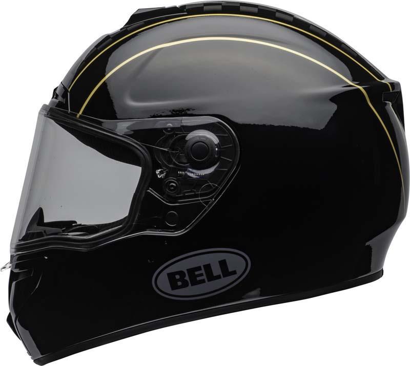miniature 70 - Bell SRT Helmet Full Face Eyewear Friendly Fiberglass DOT SNELL M2015 XS-2XL