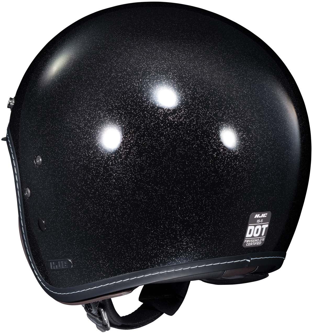 HJC IS-5 Poe Dameron Helmet Open Face Lightweight Inner Sunshield DOT XS-2XL
