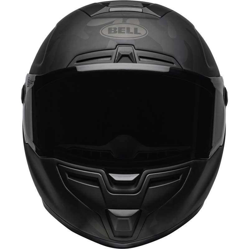 Bell-SRT-Helmet-Full-Face-Eyewear-Friendly-Fiberglass-DOT-SNELL-M2015-XS-2XL miniature 53