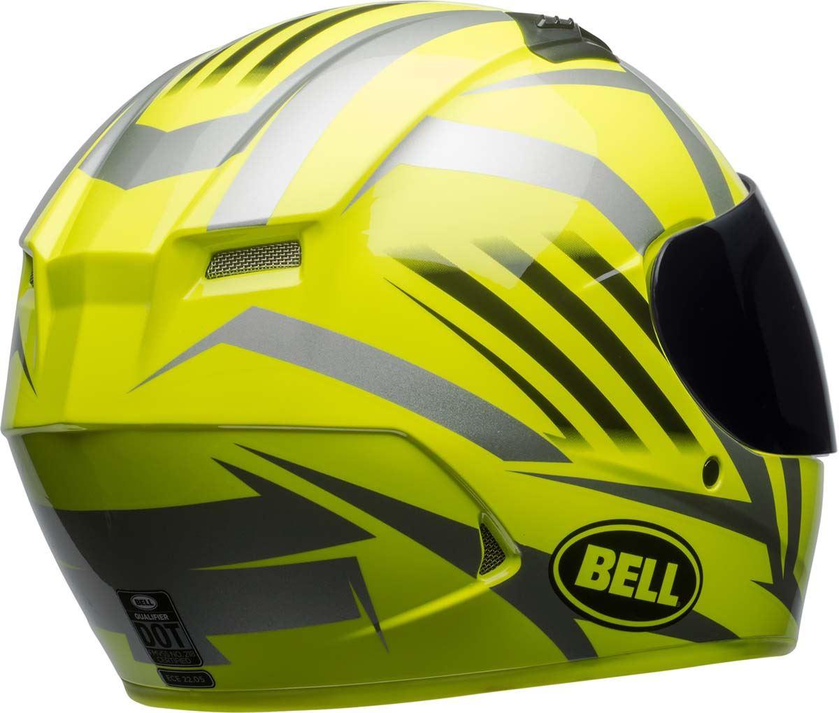 Bell-Qualifier-Helmet-Full-Face-Motorcycle-Clear-Shield-DOT-XS-3XL miniature 42