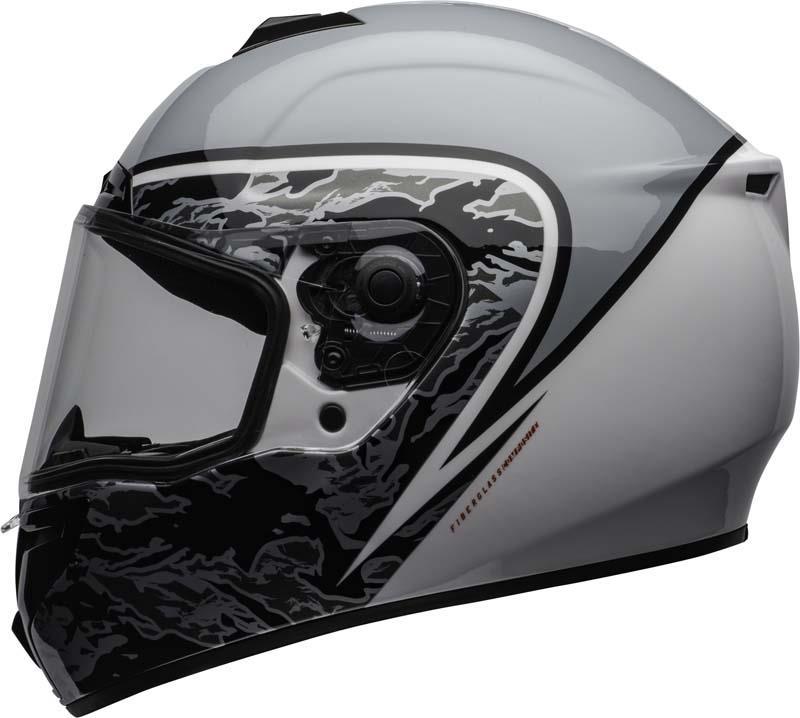 Bell-SRT-Helmet-Full-Face-Eyewear-Friendly-Fiberglass-DOT-SNELL-M2015-XS-2XL miniature 38