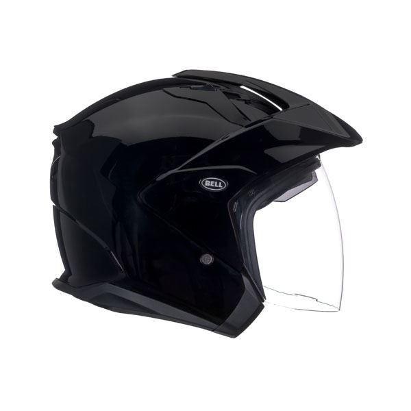 Bell-Mag-9-Helmet-Inner-Sun-Shield-Open-Face-Motorcycle-DOT-Sena-Cut-Out miniature 8