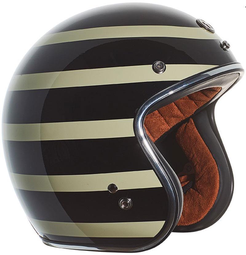 miniature 31 - Torc T50 Helmet 3/4 Open Face Motorcycle 3 Snap DOT XS-2XL 2020-21 Line