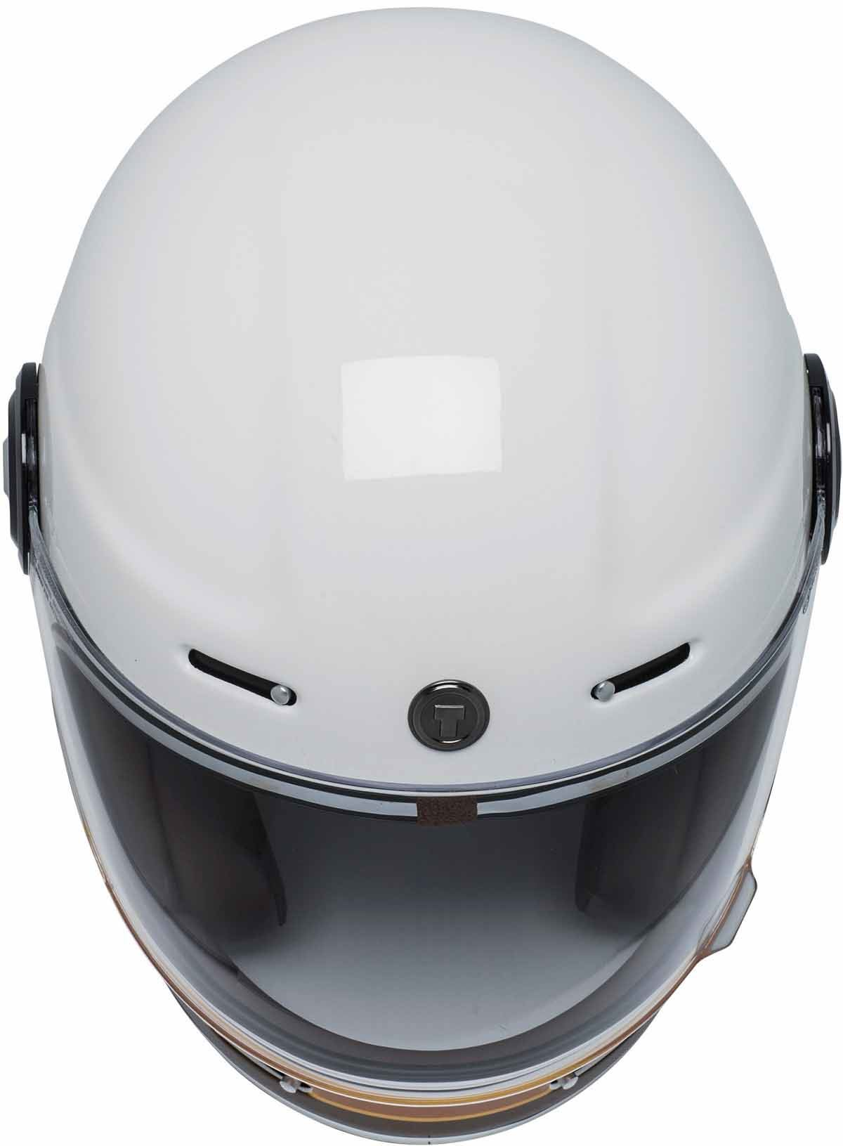 miniature 25 - Torc T1 Helmet Retro Vintage Style Fiberglass DOT Approved XS-2XL