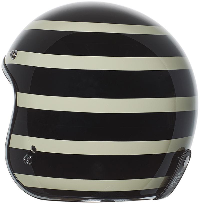 miniature 32 - Torc T50 Helmet 3/4 Open Face Motorcycle 3 Snap DOT XS-2XL 2020-21 Line