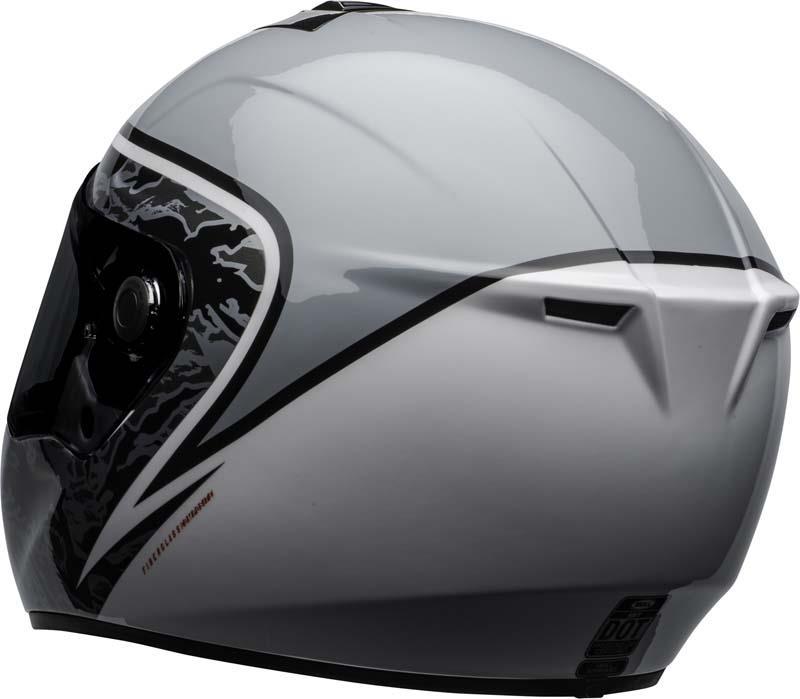 Bell-SRT-Helmet-Full-Face-Eyewear-Friendly-Fiberglass-DOT-SNELL-M2015-XS-2XL miniature 40