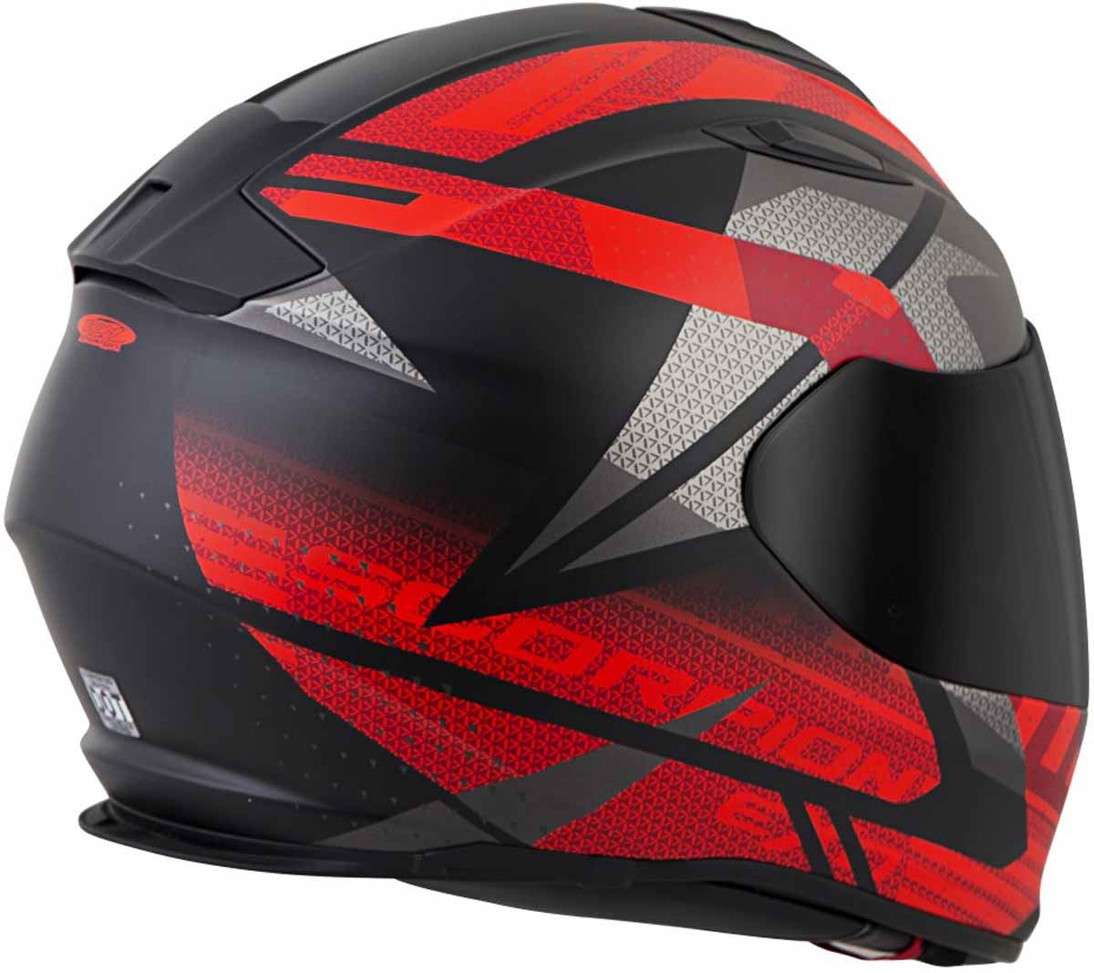 Scorpion-EXO-T510-Helmet-Full-Face-DOT-Approved-Inner-Sun-Shield miniature 82