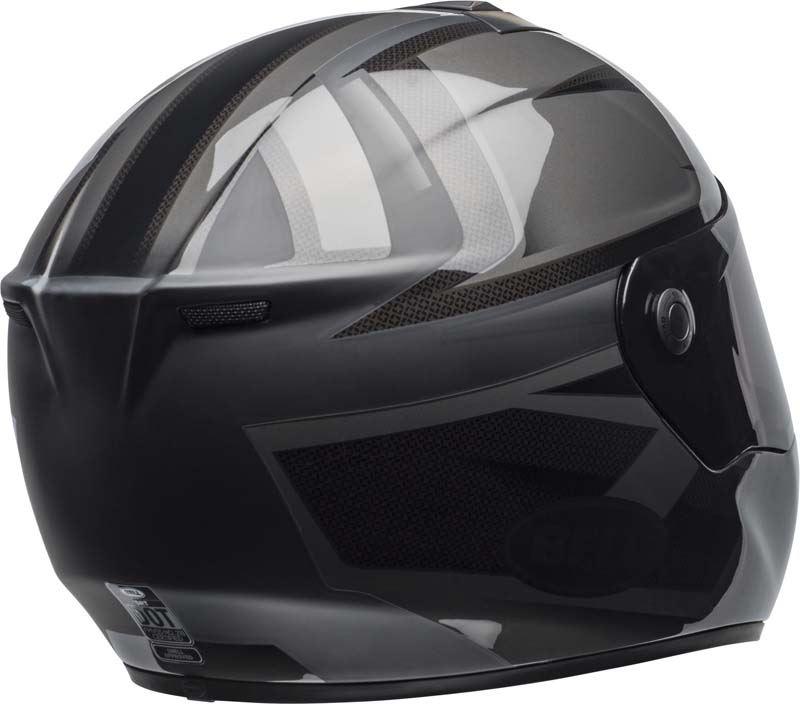 miniature 90 - Bell SRT Helmet Full Face Eyewear Friendly Fiberglass DOT SNELL M2015 XS-2XL