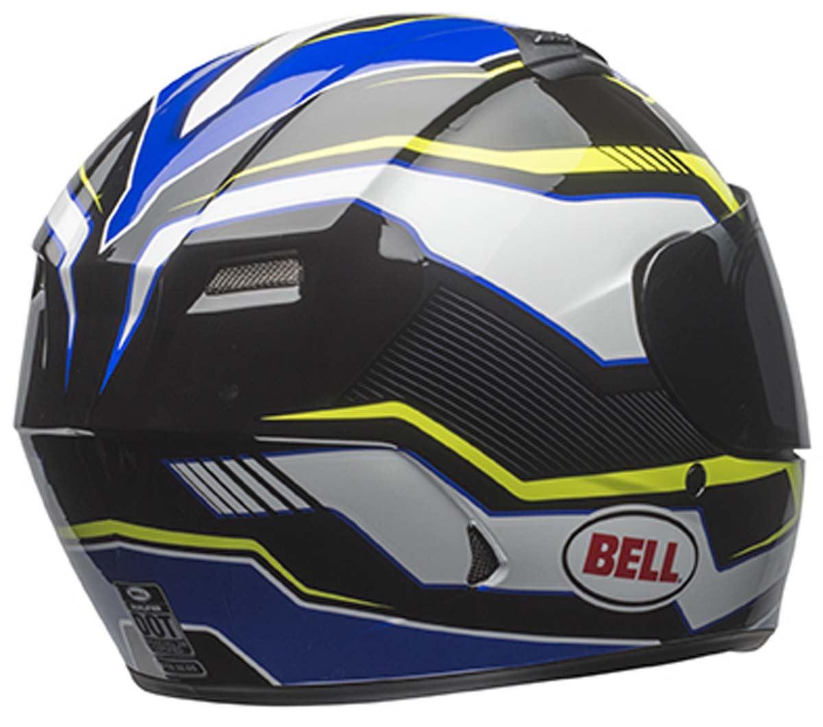 Bell-Qualifier-Helmet-Full-Face-Motorcycle-Clear-Shield-DOT-XS-3XL miniature 26