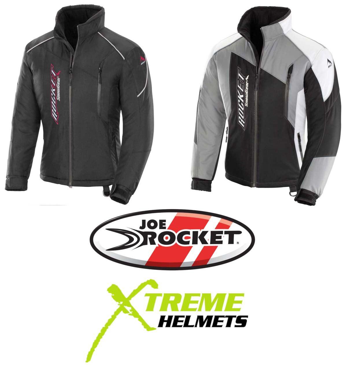 Details About Joe Rocket Storm Xc Jacket Womens Xs Xl Insulated Waterproof Textile