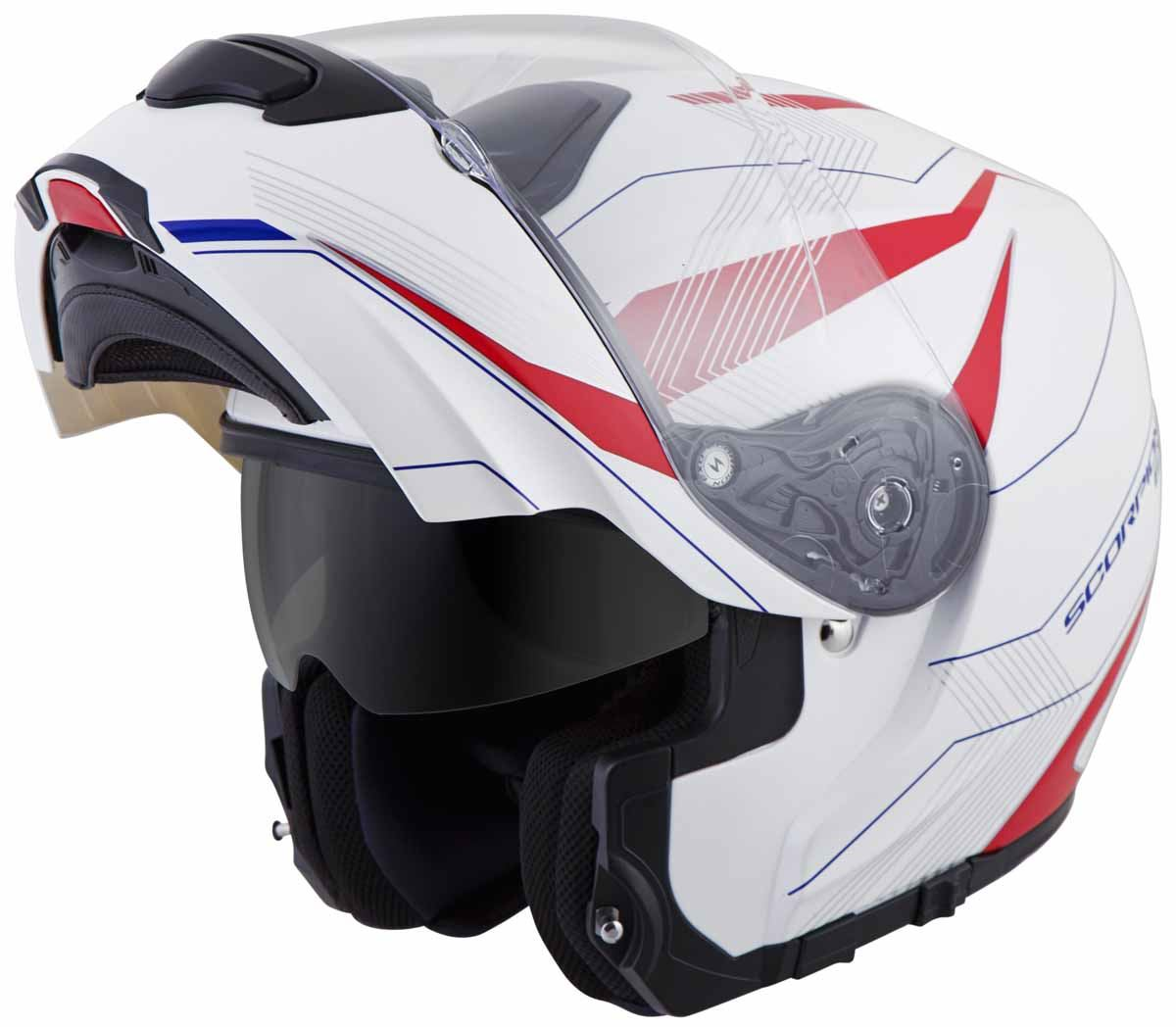 Scorpion-EXO-GT3000-Helmet-Modular-Flip-Up-Premium-DOT-Approved-XS-2XL miniature 24