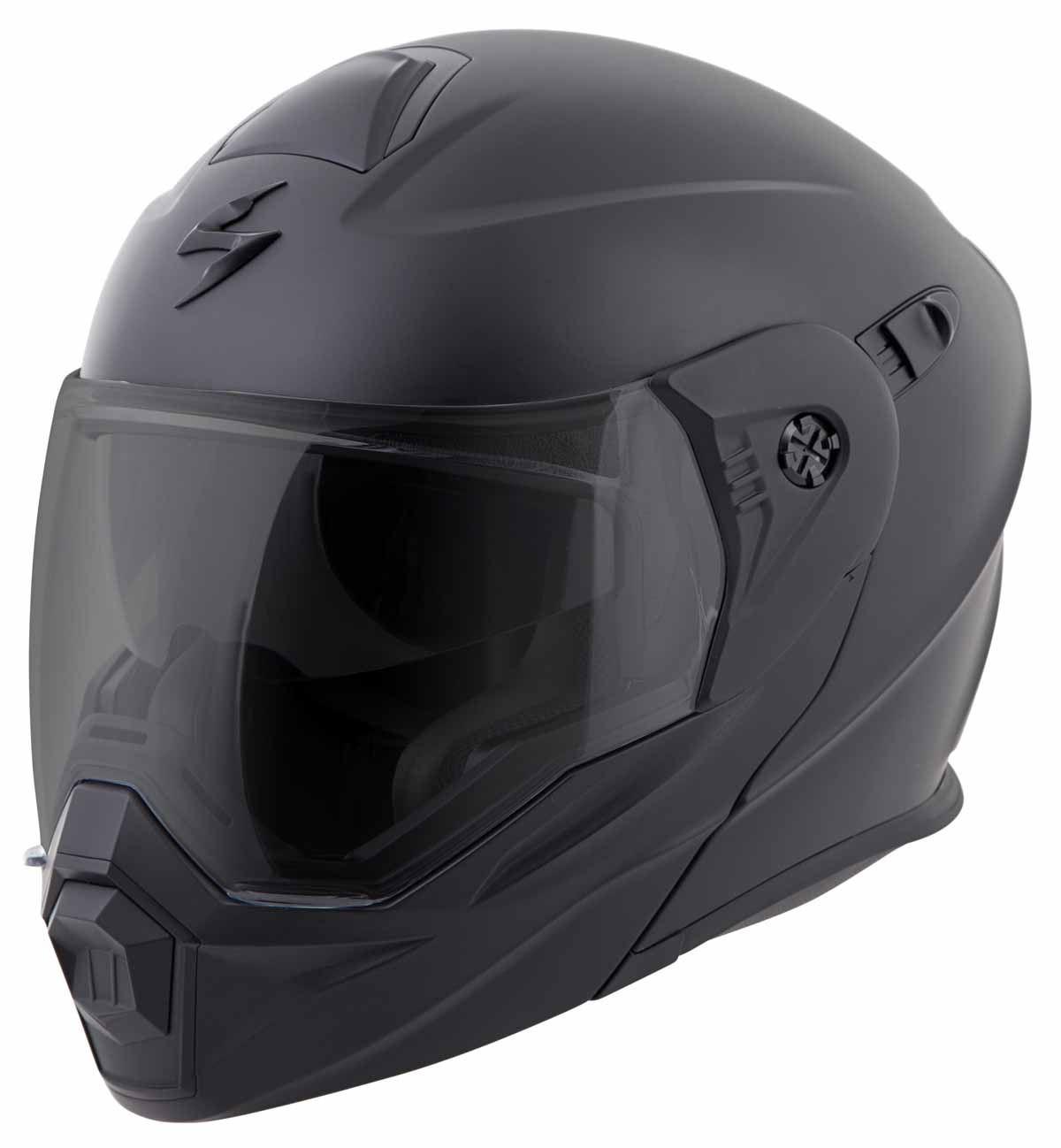 Scorpion-EXO-AT950-Helmet-Flip-Up-Modular-Dual-Sport-Adventure-ADV-DOT-XS-3XL miniature 8