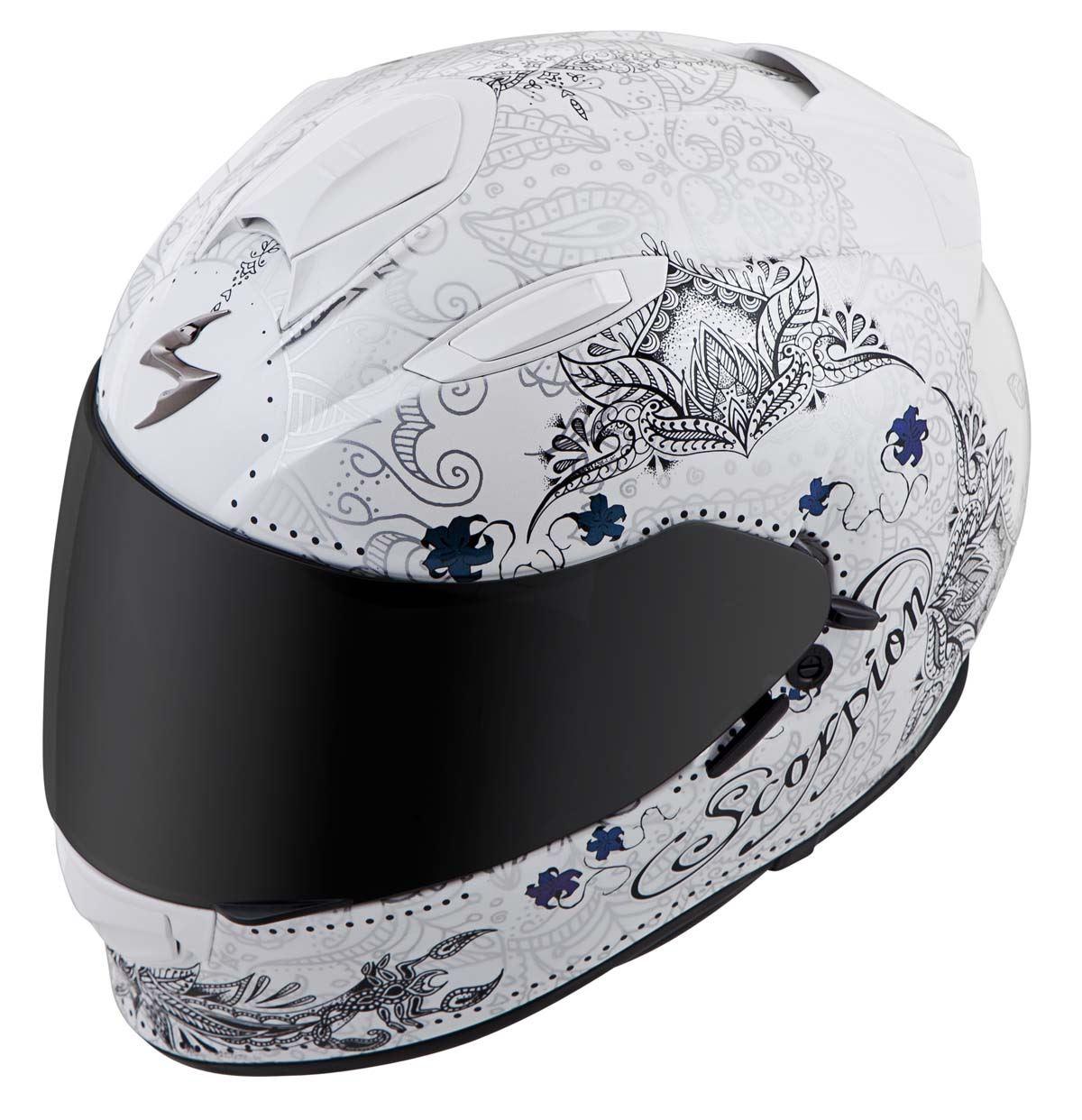 Scorpion-EXO-T510-Helmet-Full-Face-DOT-Approved-Inner-Sun-Shield miniature 74