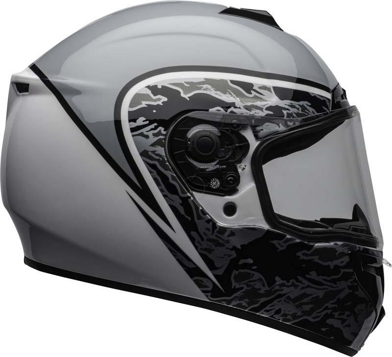 Bell-SRT-Helmet-Full-Face-Eyewear-Friendly-Fiberglass-DOT-SNELL-M2015-XS-2XL miniature 39