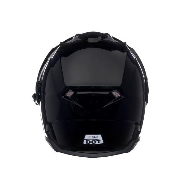 Bell-Mag-9-Helmet-Inner-Sun-Shield-Open-Face-Motorcycle-DOT-Sena-Cut-Out miniature 10