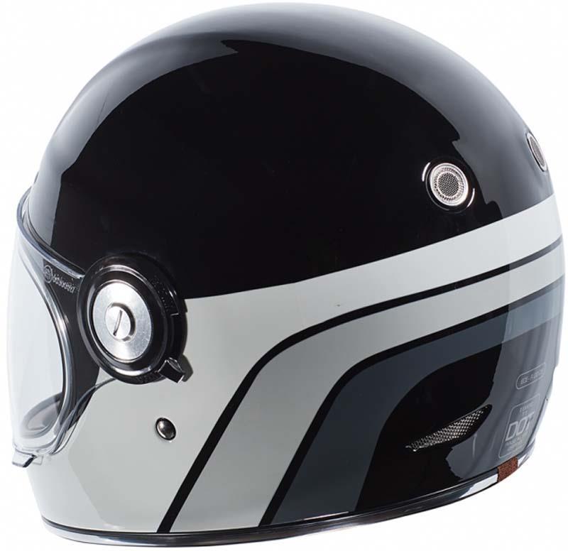 miniature 40 - Torc T1 Helmet Retro Vintage Style Fiberglass DOT Approved XS-2XL