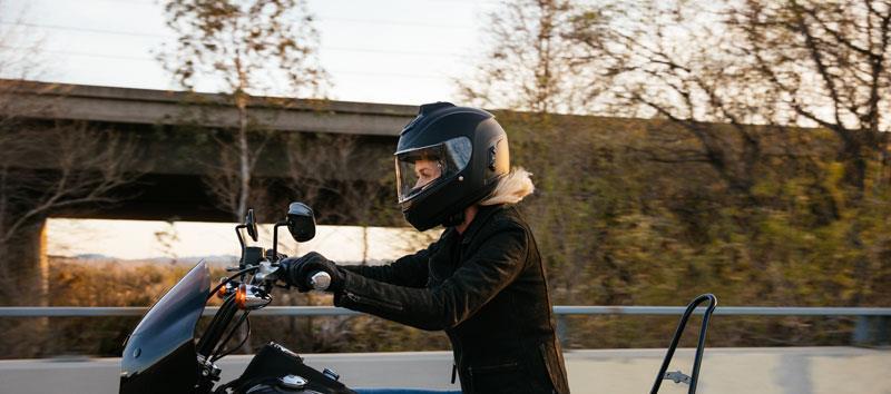 Sena-Momentum-INC-Pro-Helmet-Full-Face-Noise-Control-Quad-HD-Camera-DOT-XS-2XL miniature 5