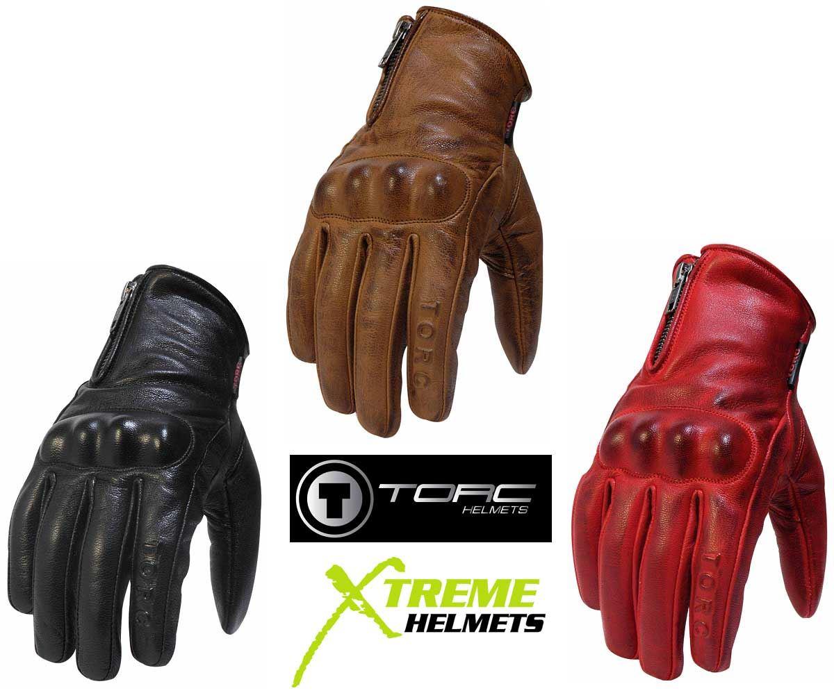 Torc Fullerton Gloves Leather XS-3XL