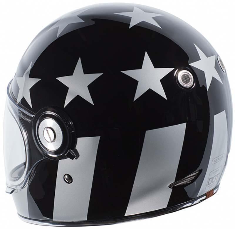 miniature 31 - Torc T1 Helmet Retro Vintage Style Fiberglass DOT Approved XS-2XL