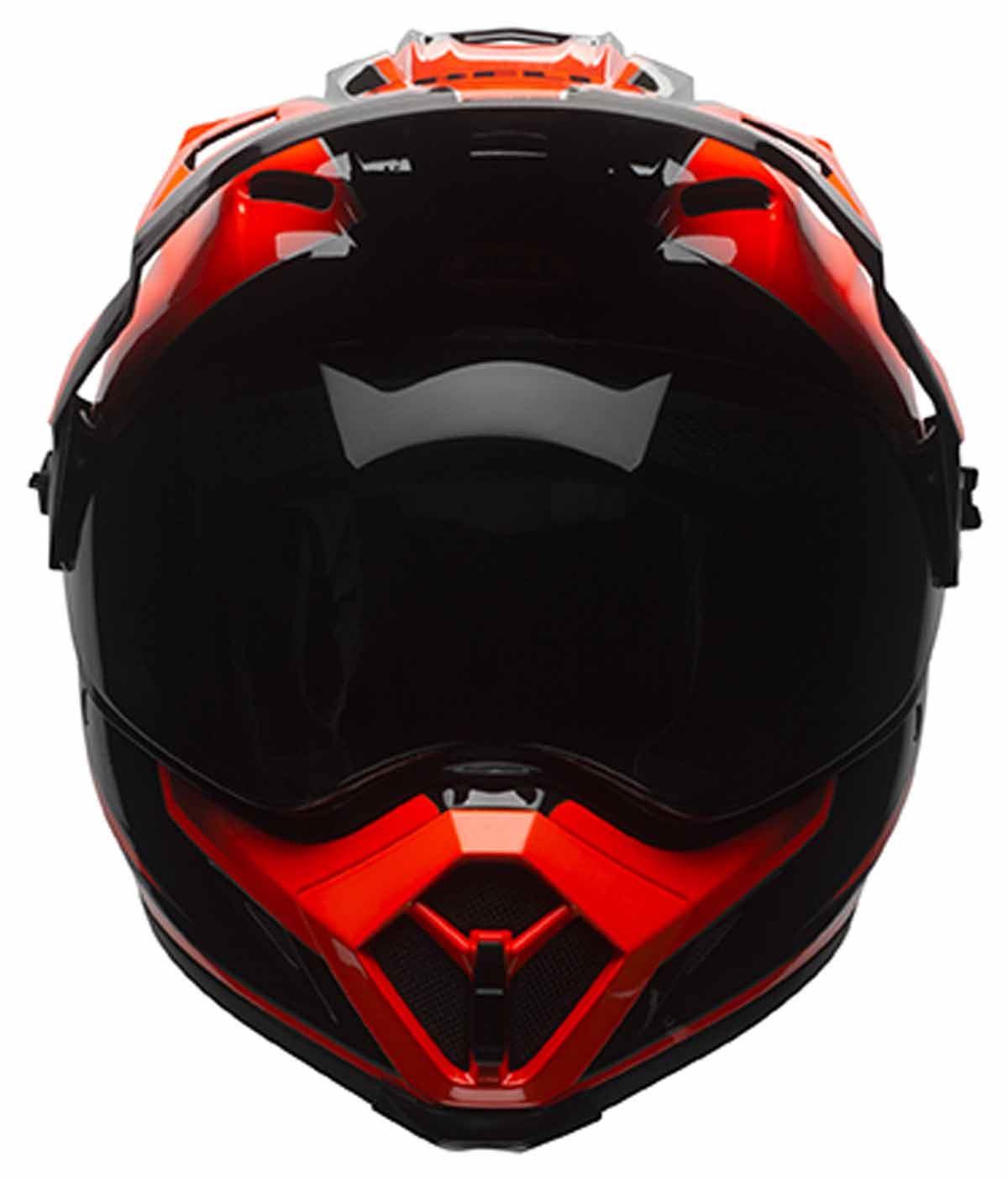 Bell Mx 9 Adv Helmet Advernture Dual Sport Dot Washable